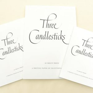Three Candlesticks